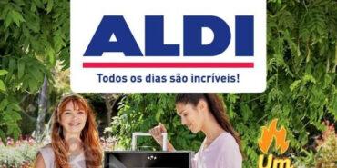 Folheto Aldi